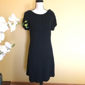 Philosophy Black Sweater Dress size S